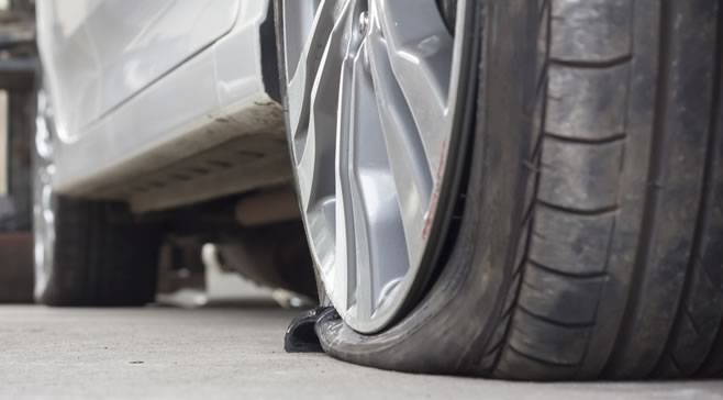 Car Puncture Repair Dublin